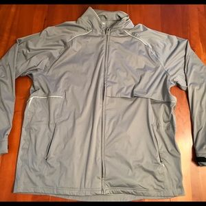 Adidas ClimaProof Reflective Golf Jacket 2XL Rain